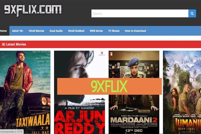 9xflix 2021: Latest Bollywood, Hollywood Hindi Dubbed Movies & Web Series